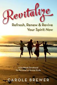 Revitalize book cover, front