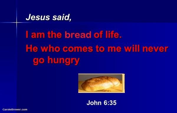 Bread of Life - FB pic